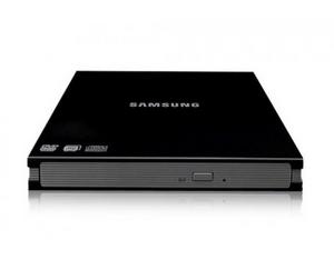 LG / Samsung / HP Externe DVD-Rewriter USB2 slimline zwart 49772