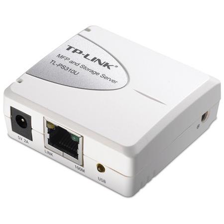 TP-Link USB MFP print server  /  storage TL-PS310U