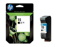 HP nr 15 C6615DE 500p Black