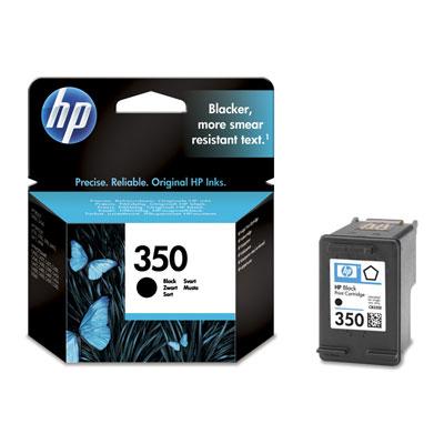 HP nr 350 Black 4.5 ml 34814