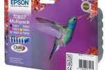 Epson T0807 Value Pack