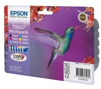Epson T0807 Value Pack