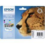 Epson T0715 Multipack T0711, T0712, T0713 en T0714