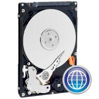Western Digital Blue 1.0TB 7200rpm SATA harddisk