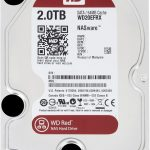 Western Digital RED 2.0TB 64MB SATA harddisk