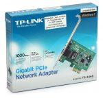 TP-Link Gigabit netwerkadapter PCIe tg3468