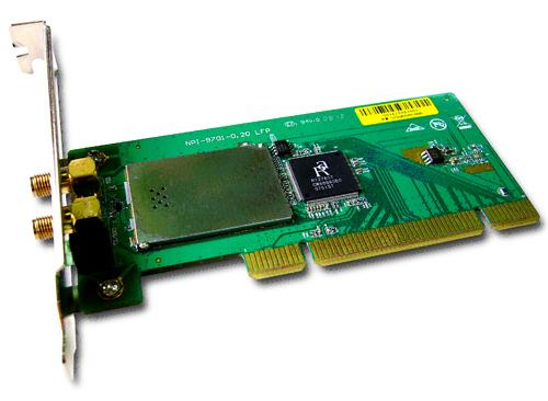 Engenius EPI-9701 802.11N PCI-adapter