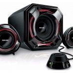 Philips SPA5300 2.1 Speakerset 100W