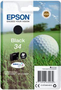 Epson 34 Zwart