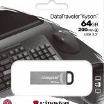Kingston DataTraveler Kyson 64GB USB 3.2