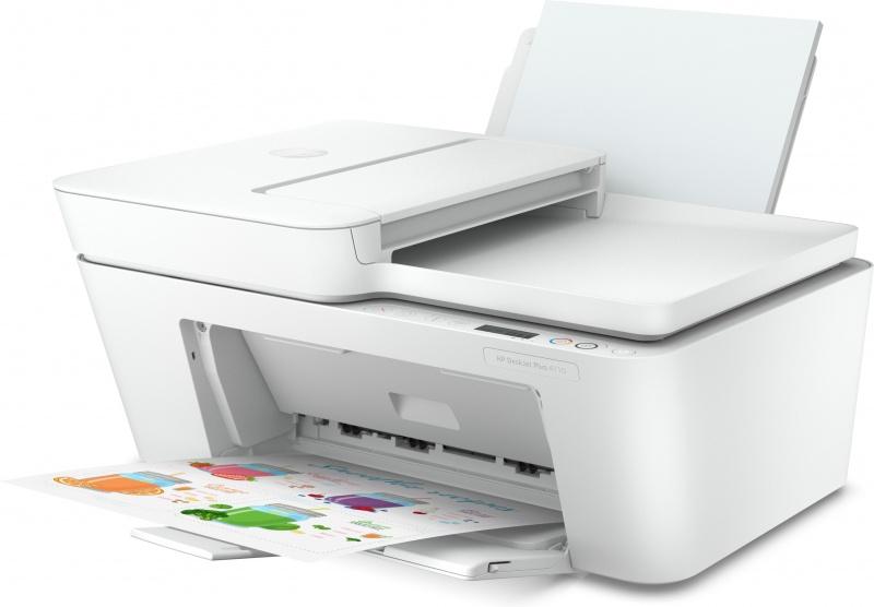 HP DeskJet Plus 4110 Thermische inkjet A4 4800 x 1200 DPI 8,5 ppm Wi-Fi