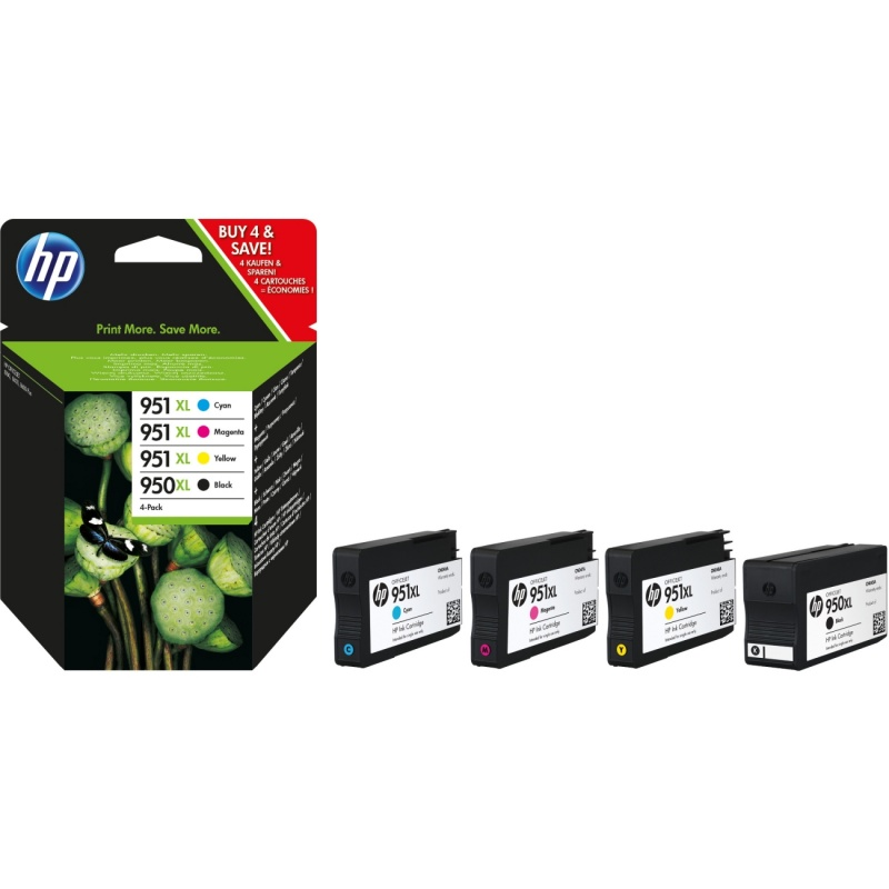 HP nr 950XL / 951XL Combopack