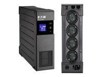 Eaton Ellipse PRO 850 DIN 850VA 4AC-uitgang(en) Zwart UPS