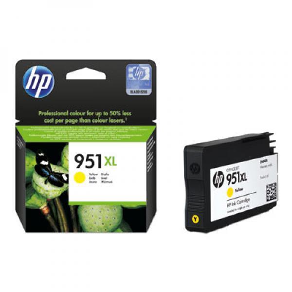 HP nr 951XL Yellow