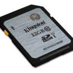 Kingston  32GB mSDHC UHS-1Class 10