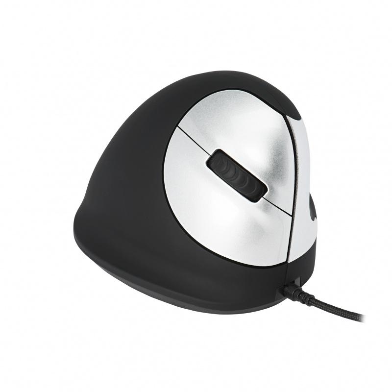 R-Go Tools R-Go HE Mouse, Ergonomische muis, Medium (165-195mm), Rechtshandig, Bedraad