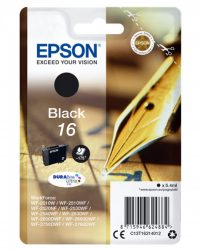 Epson Inkt 16 Origineel Zwart
