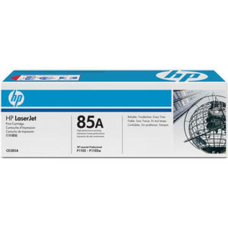 HP Toner zwart CE285A