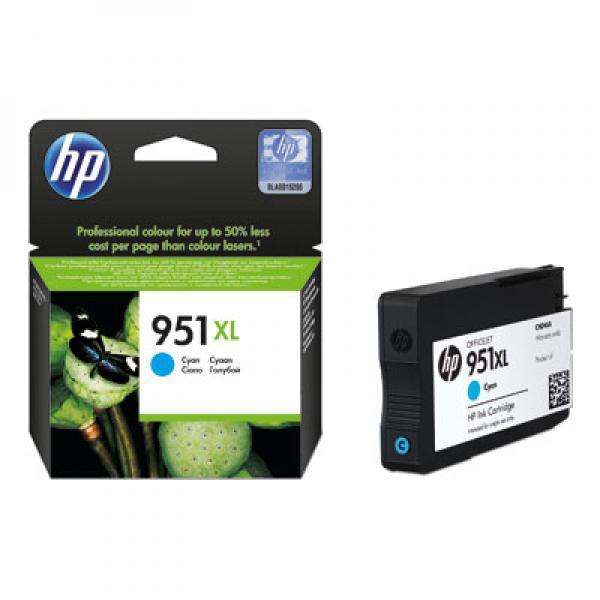 HP nr 951XL Cyaan 44673
