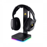 Corsair ST100 RGB Premium Headset Stand Zwart