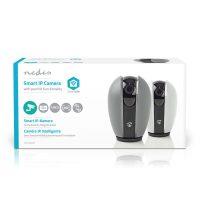 Nedis Wi-Fi smart IP-camera Draaien / Kantelen HD 720p