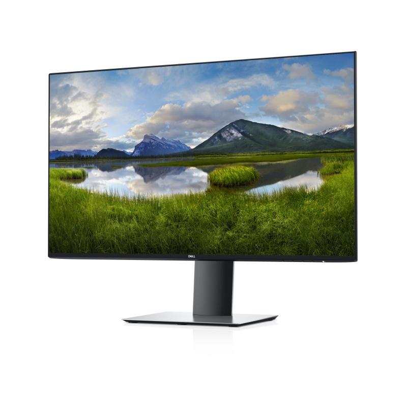 DELL UltraSharp U2719D computer monitor 68,6 cm (27 inch ) 2560 x 1440 Pixels Wide Quad HD LCD Zwart