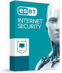 ESET Internet Security 2 jaar 1 pc