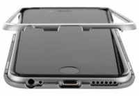 Mobiparts Luxury Aluminum Bumper Case Apple iPhone 6 / 6S Space Grey