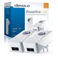 Devolo dlan 550 duo+  uitbreiding