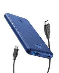 Anker PowerCore Slim 10000 PD powerbank Blauw 10000 mAh