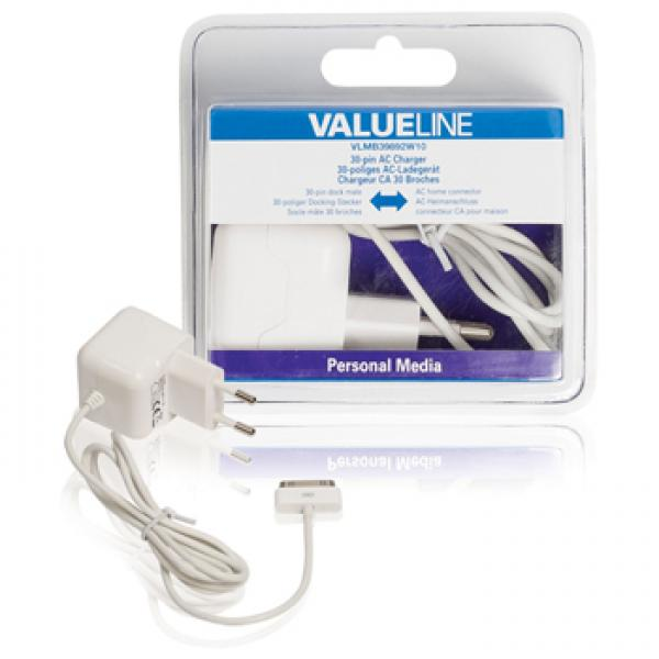 Valueline Apple Charger 30pin (1 meter)