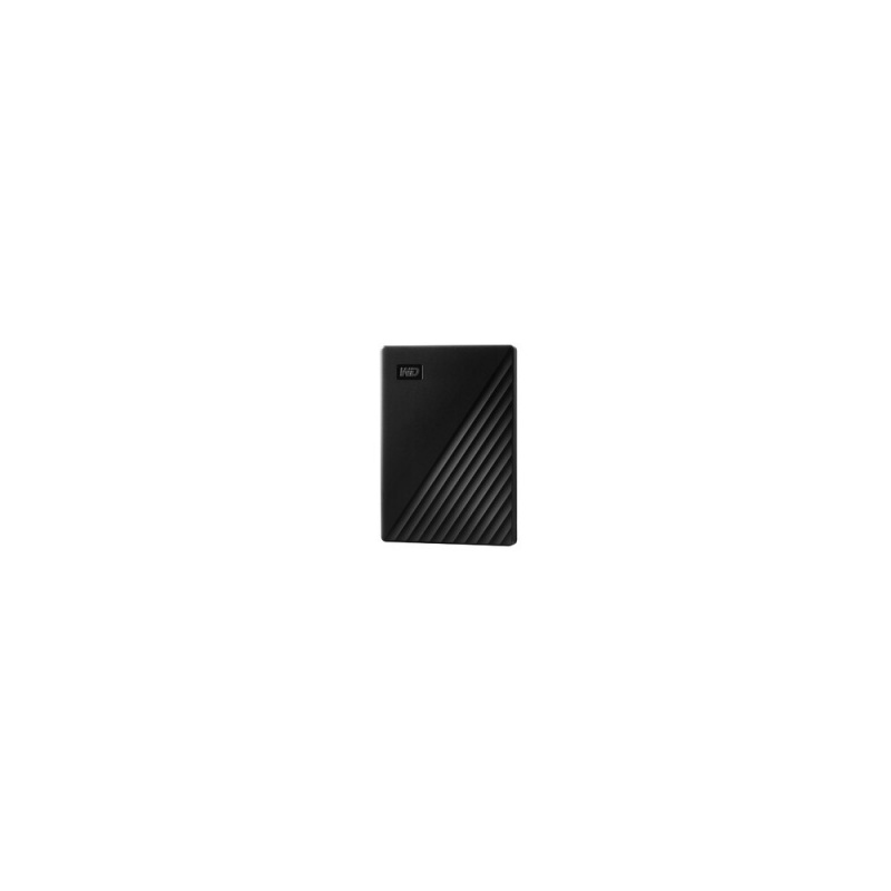 Western digital 5TB, 2,5 inch My Passport USB 3.0 Black