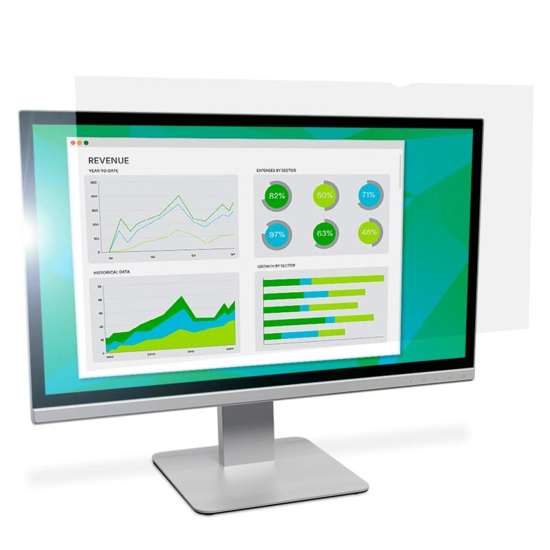 3M Filter anti-schittering voor breedbeeldscherm voor desktop 24 inch  (16:10)