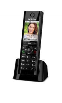AVM FRITZ!Fon C5 International DECT-telefoon Zwart Nummerherkenning