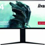 iiyama G-MASTER GB3466WQSU-B1 Curved LED display 86,4 cm (34 inch ) 3440 x 1440 Pixels UWQHD Zwart