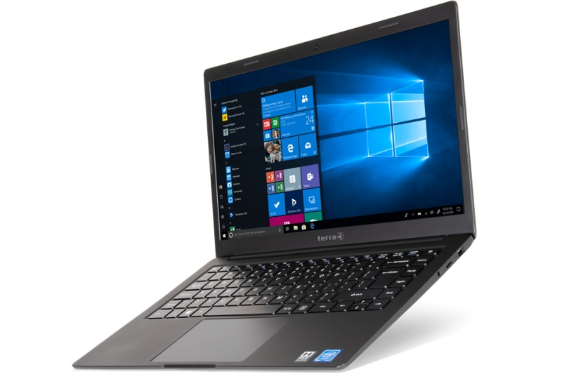 Terra Mobile 1416 14 inch Laptop, 120GB M.2 SSD