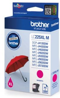 Brother LC-225XL Magenta