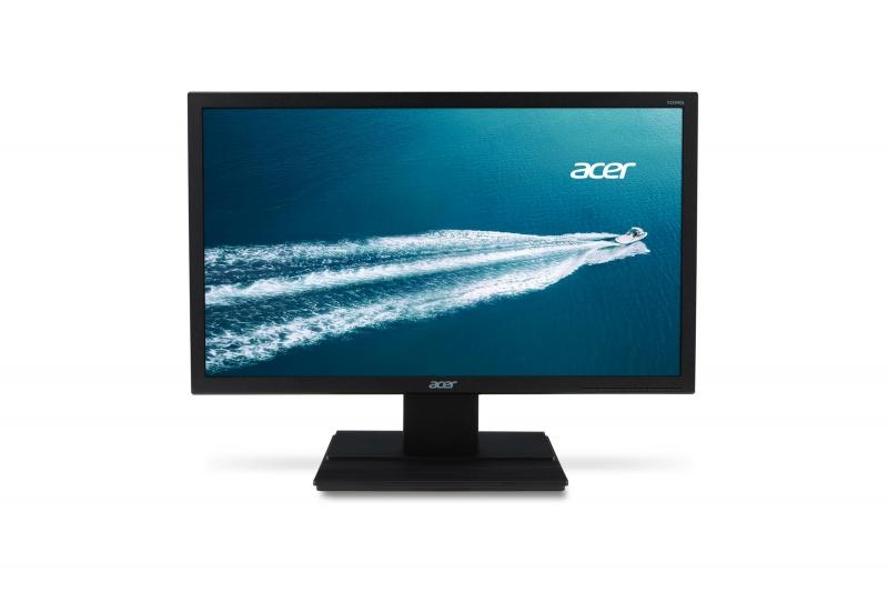 Acer V6 V246HLBID 61 cm (24 inch ) 1920 x 1080 Pixels Full HD LED Zwart