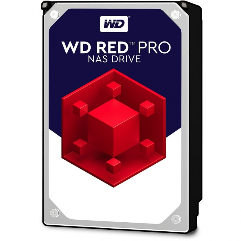 Western digital Red Pro 8TB 7200RPM 256MB