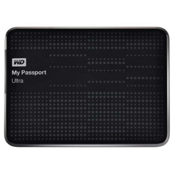 Western Digital My Passport Ultra USB 3.0 2.5 inch  2TB Black
