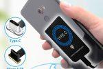 FONKEN Micro USB Draadloze Opladen Ontvanger