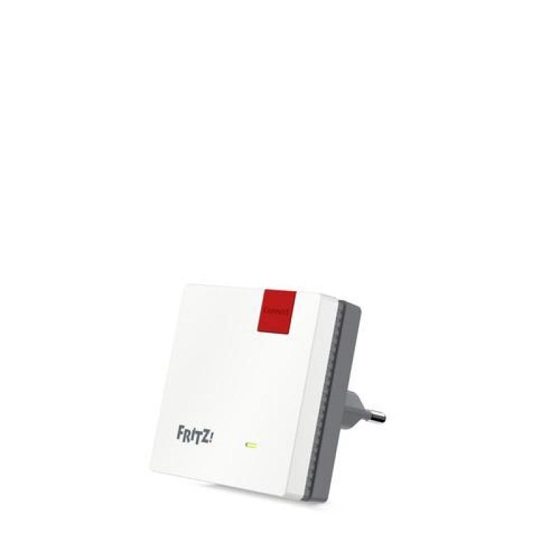 AVM FRITZ REPEATER 600 INTL IN WLAN toegangspunt 600 Mbit / s Wit