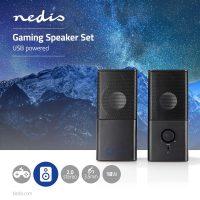 Nedis Gaming-luidsprekers  2.0