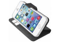 Mobiparts Premium Wallet Case Apple iPhone 5 / 5S / SE Black