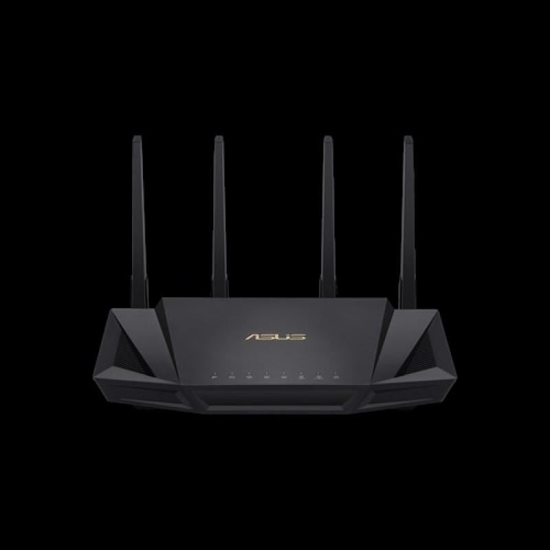 ASUS RT-AX58U draadloze router Gigabit Ethernet Dual-band (2.4 GHz  /  5 GHz)