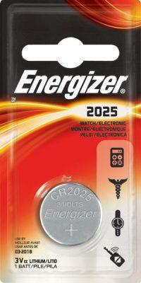 Varta Knoopcell CR2025 batterij 3V