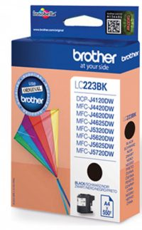 Brother LC223 black 52461