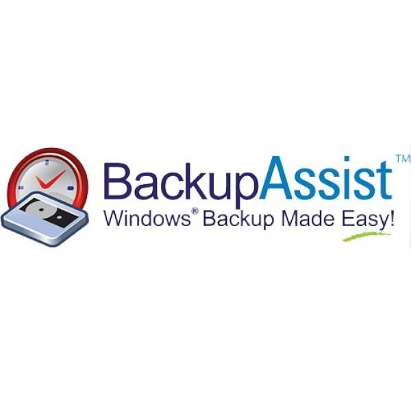 Backup Assist software