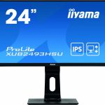 iiyama ProLite XUB2493HSU-B1 computer monitor 60,5 cm (23.8 inch ) 1920 x 1080 Pixels Full HD LED Zwart