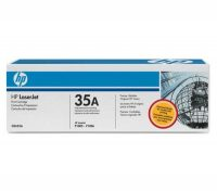 HP toner 35A LaserJet P1005  /  P1006 (1.5k) CB435a